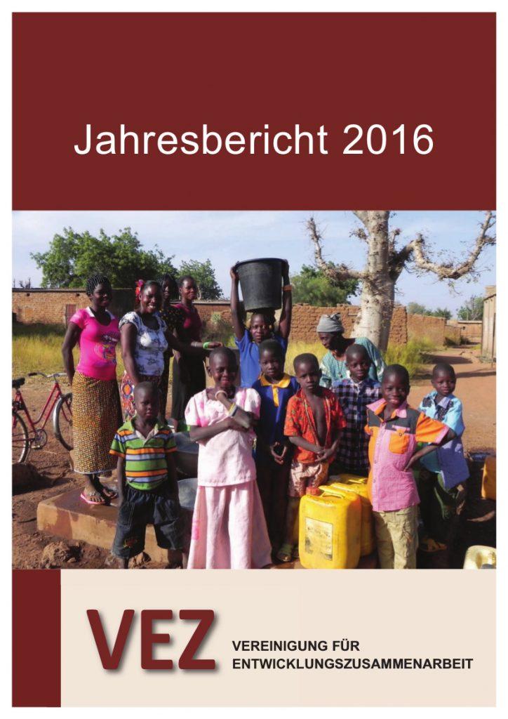 VEZ Jahresbericht 2016