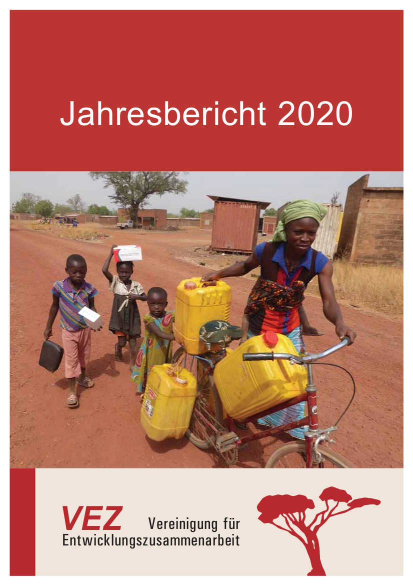 VEZ Jahresbericht 2020