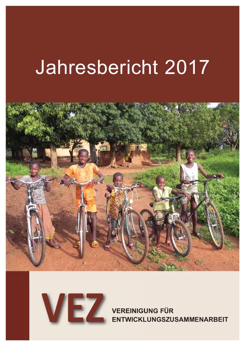 VEZ Jahresbericht 2017
