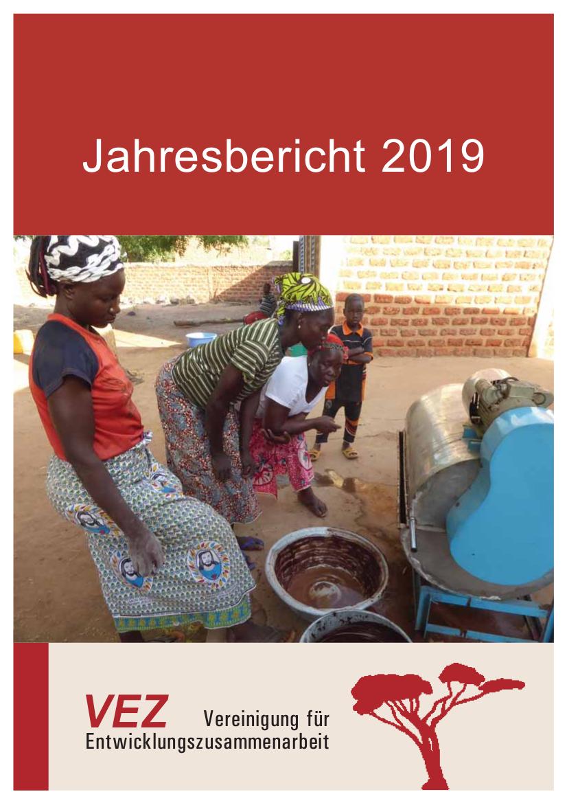 VEZ Jahresbericht 2019