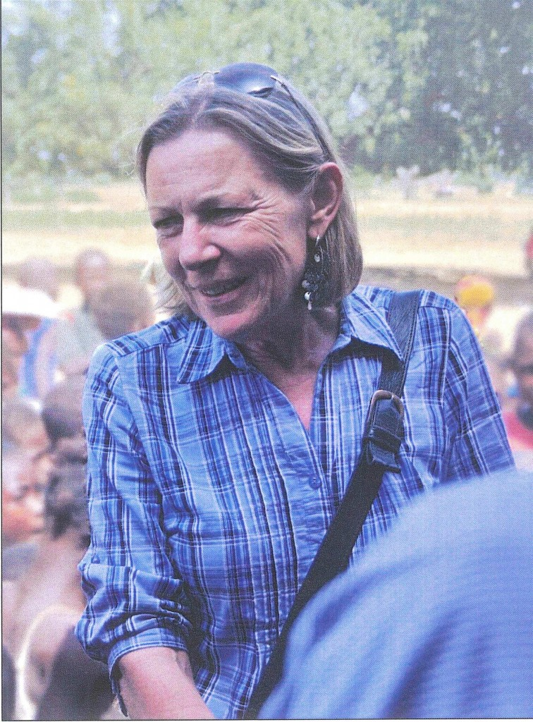 Brigitta in Burkina Faso 2016